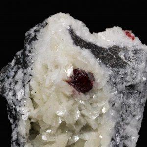 Cinnabar (Mercury Sulfide)