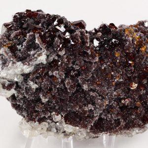 Sphalerite (Zinc Iron Sulfide)