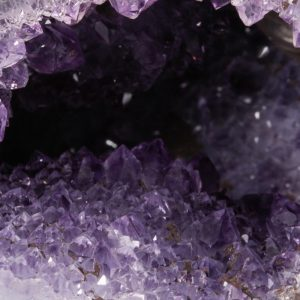 Amethyst and Agate Geode