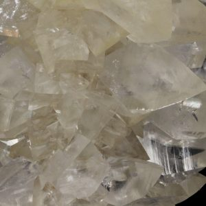 Calcite crystal cluster