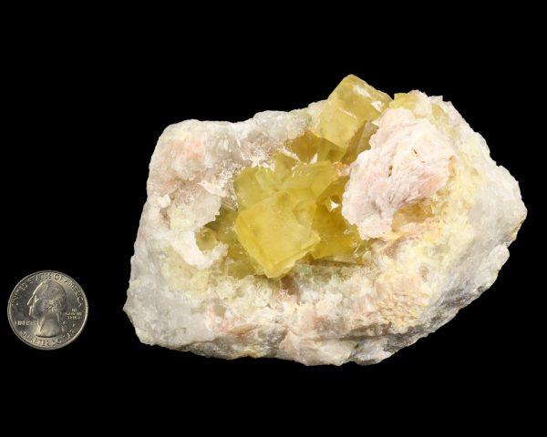 Fluorite, Yellow