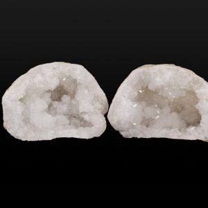 Quartz Geode (2 halves)
