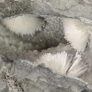 Scolecite Geode